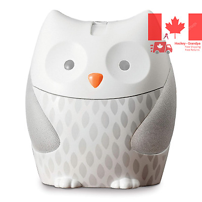 Skip Hop Stroll & Go Portable Baby Soother and Sound Machine Owl
