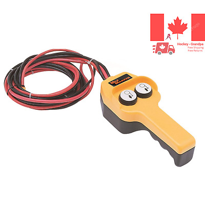 Mile Marker 76-50100-20 Winch Hand Control Assembly Yellow