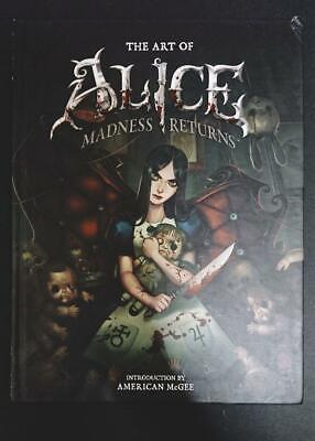 The Art of Alice Madness Returns Collection of materials Art Entertainment