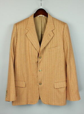 CANALI Men's ~M-L Very Soft Cashmere Blend Blazer ITALY MADE! RCS6194-