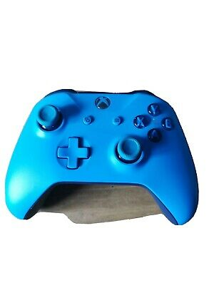 Microsoft Xbox One Wireless Controller - Blue - Used