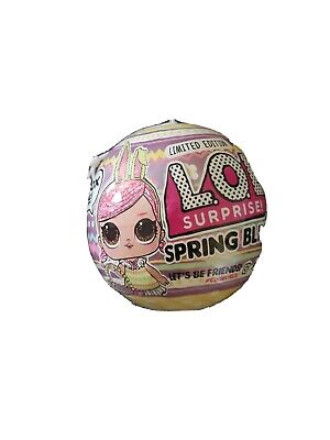Lol Surprise! *Spring Bling* Hops Big Sister Doll Limited Edition Ball Easter
