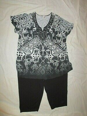 Womens Plus Size Outfit By Avenue & Life Size 3X