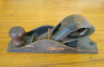 Stanley No 110 Block Plane Made In The USA