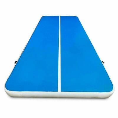 Fbsport 2m width  Airtrack Inflatable Air Track Gym Home Floor Tumbling Mat+Pump