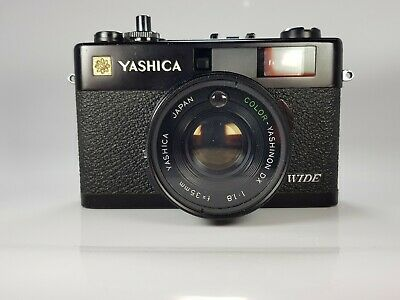 Yashica electro 35 ccn wide