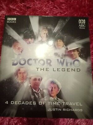 Dr Who The Legend