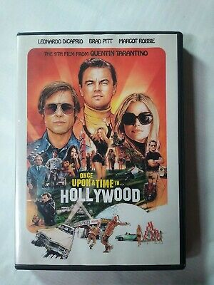 Once Upon a Time in Hollywood (DVD 2019)