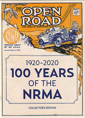 Collectables ~ Open Road 2020, Maps & Accommodation Books ~ Nrma & Gregorys