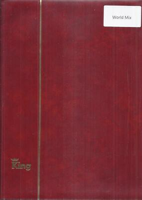 S573 World Mix / 32 Sides in 32 Sided Stock book Used