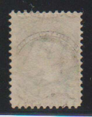 A8185: Canada #42 Mint, NG, Double Off-set on Back