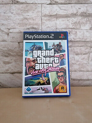 PS2 - GTA GrandTheft Auto - Vice City Stories - Playstation 2 - Guter Zustand