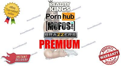 Pornhub + Brazzers + Mofos + Reality Kings | Premium Instant Delivery - Deal!!