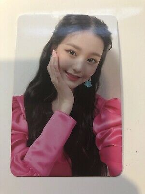 IZONE BLOOMIZ I*AM version WONYOUNG photocard Kpop Official