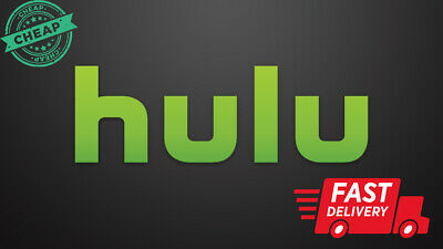 Hulu Premium + HBO + No Ads + | 2 Years | 5 Min Delivery | CHEAPEST