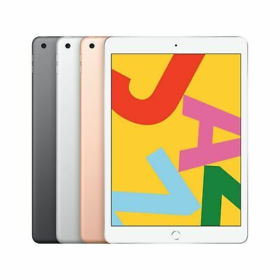 New Sealed Apple iPad 10.2-inch 128GB Wi-Fi Only 7th Generation Late 2019