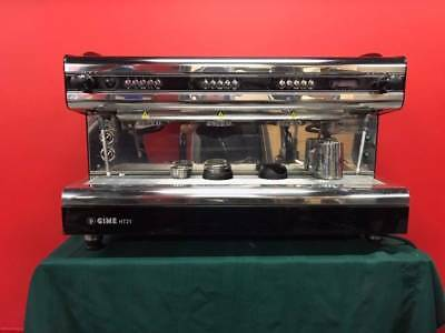 Commercial Coffee Machine GIME HT21 Hardly Used Immaculate Condition