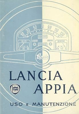 Lancia Appia Docs on DVD Choose ONE of Four for this auction