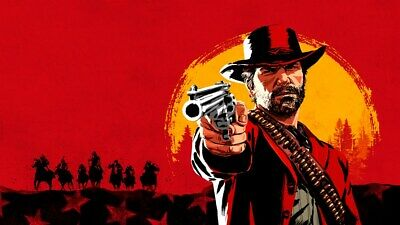Red Dead Redemption 2 Special Edition Pc - Steam - Offline Account + 80 Games