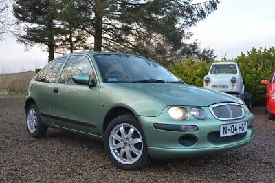 2004 Rover 25 Impression 9,600 Miles from new!