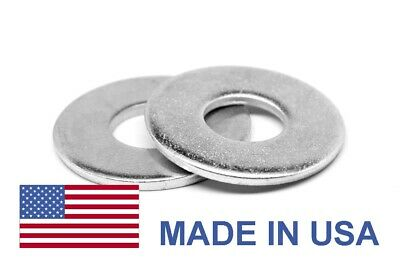 #4 x .032 NAS1149 Flat Washer - USA Stainless Steel 18-8