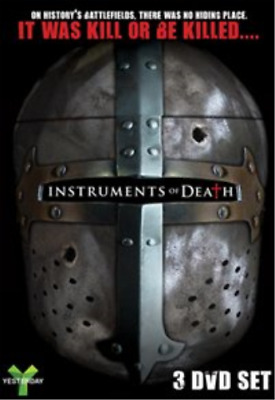 Instruments of Death DVD NEW