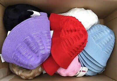21 Ladies Flowerpot Style Hats In 7 Colours Perfect For Spring Wholesale Job Lot