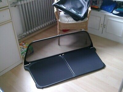 ORIGINAL VW EOS WINDSCHOTT + TASCHE - Frangivento Filet anti remous