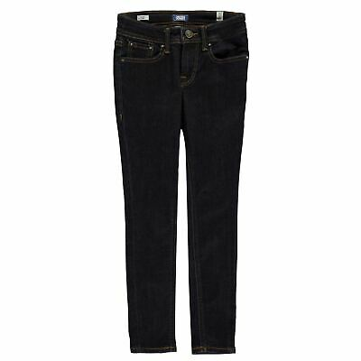 Jack and Jones Youngster SKINNY Fit Jeans Boys Skinny Pants Trousers Bottoms Zip