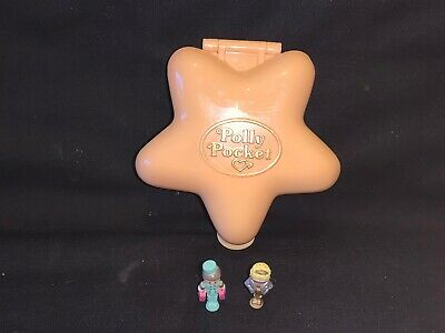 vintage polly pocket 1993 HOLLYWOOD Hotel 100% Complete  ULTRA RARE