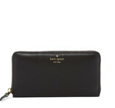 Brand New Kate Spade New York Black Wallet