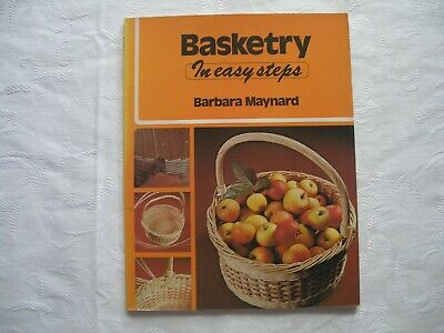 BASKETRY Barbara Maynard S/C 1977 G/C