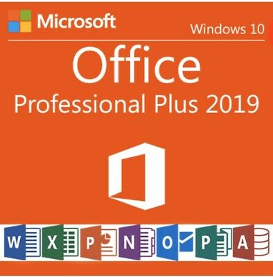 Microsoft Office Professional Plus 2019 Lizenzschlüssel/MS Office 2019 Pro Key
