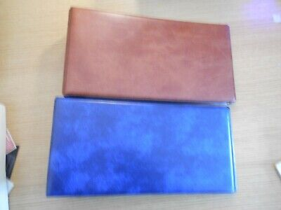 2 Cover Albums - 20 inserts in total  - Ref UJ2