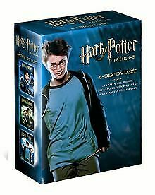 Harry Potter 1-3 Box Set (6 DVDs) by Chris Columb... | DVD | condition very good