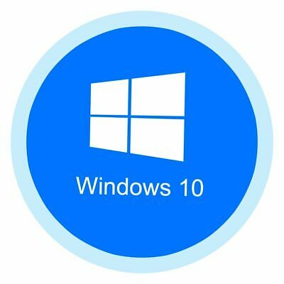 Windows 10 Pro 32/64 Multilenguaje Licencia Original