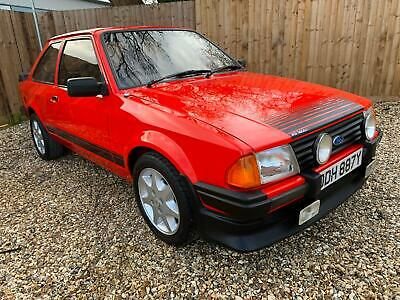 1982 FORD ESCORT RS1600i IN STUNNING CONDITION