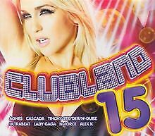 Clubland 15 by Various Artists   CD   condition very good