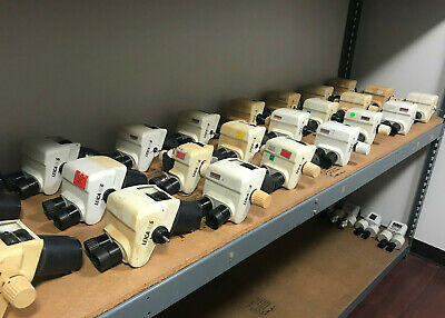 Lot of 27 Leica Microscope Heads GZ6 Untested for Parts Only