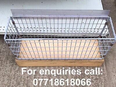 Small Wire Dump Display Basket