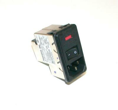 Corcom   PS0S0SS3B  Power Entry Module 3 Amp 250 VAC 50/60 Hz