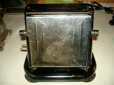 Antique Vintage ELECTRIC TOASTER - CAPITOL PRODUCTS Winstead CT Flip Sides