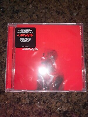 JUSTIN BIEBER CHANGES CD (New Release February 14th 2020) ** BRAND NEW/SEALED **