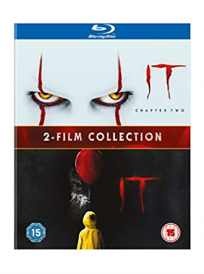 It Chapter One & Two BLU-RAY NEW