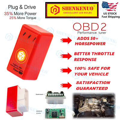 QTPT FITS 2013 MAZDA 3 SPORT 2.5L GAS INDUCTION SYSTEM PERFORMANCE CHIP TUNER