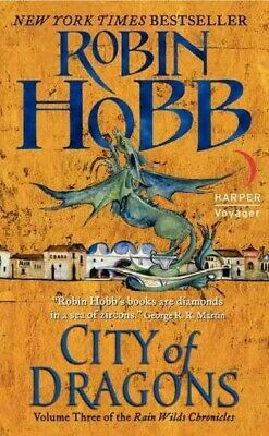 City of Dragons, Paperback by Hobb, Robin, Brand New, Free shipping in the US