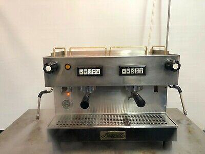 2 Group Coffee Machine Fully Serviced