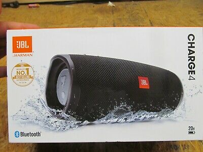 JBL - Charge 4 Portable  Wireless Bluetooth Speaker  ( LOT 14004)