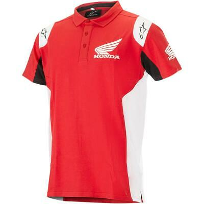 Red Choose Size ALPINESTARS 2017 EFFORTLESS Pique Polo Shirt