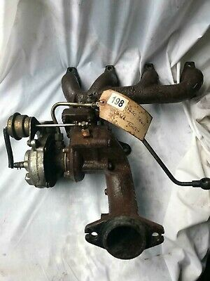 Iveco Daily 35C11 Turbo Charger